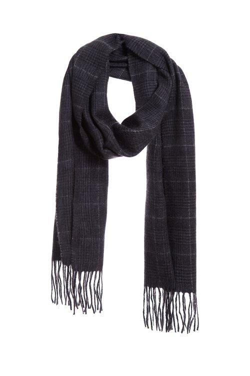 純羊毛圍巾