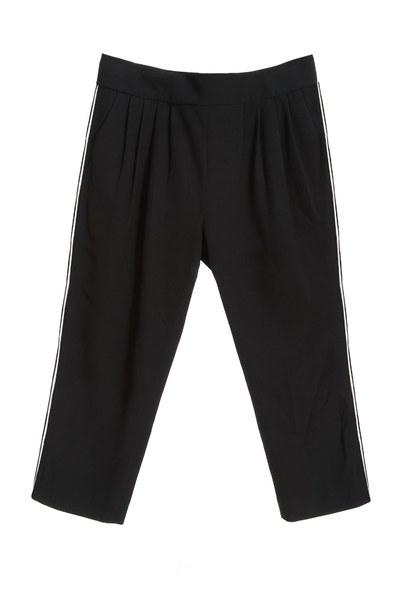 摺式設計長褲